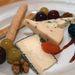Sajt intermezzo azaz sajtválogatás: bleu de causses, kecskesajt, pavé touraine