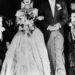 1953 - Jackie Kennedy menyasszonyi ruhában