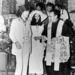 1971 - Bianca Jagger menyasszonyi ruhában