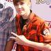 Bieber a Variety's 4th Annual Power Of Youth Event nevű eseményen is kért egy Twixet