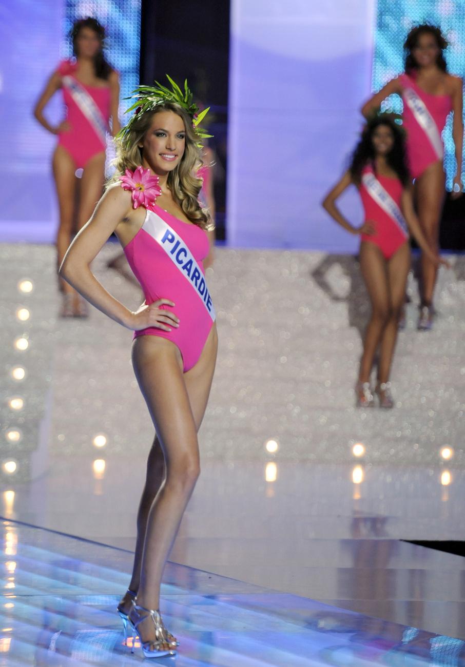 Miss France 2011: Laury Thilleman képviseli majd az országot a Miss Universe-en.