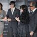 Balra Kim Kardashian, jobbra Michael Hill ékszerész, középen a Világ Legklasszabb Párja