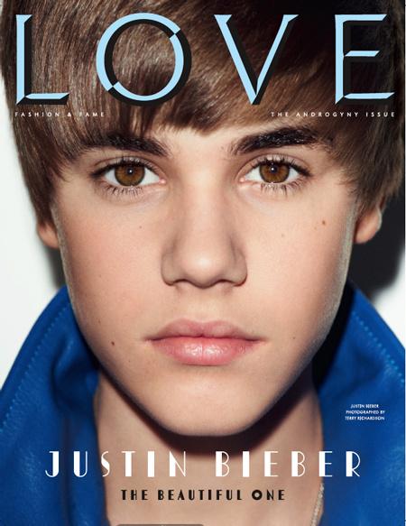 A Love Magazin címlapja
