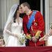 Az egész világ Kate és Vilmos első csókját figyelte...