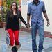 Khloe Kardashian (178 cm) és Lamar Odom (208 cm)