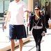 Kris Humphries (206 cm) és Kim Kardashian (157 cm)