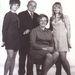 Éva és László, 1950. óta boldog házasok - a család 1971-ben