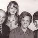 Éva és László, 1950. óta boldog házasok - a család 1972-ben