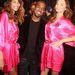 Chanel Iman és Miranda Kerr közrefogják Kanye Westet
