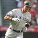 Alex Rodriguez a New York Yankees játékosaként baseballozik