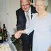 David és Betty Davidson a 60. házassági évfordulójukon 1994-ben