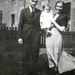 David és Betty Davidson, kislányukkal, Gloriával a '30-as években