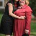 Alex Hyde édesanyjával