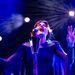 2012. április - Florence Welch a színpadon a Coachella fesztiválon Kaliforniában