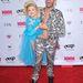 Perez Hilton és bizonyos Eden Wood 2012 áprilisában a New Now Next Awards nevű díjátadón