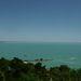 A megszokott tihanyi panoráma: Balaton, vitorlások, erdőszél