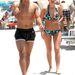 Radamel Falcao és barátnője megkeresik a nyugágyukat