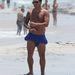 Carlos Tevez Miamiben a strandon