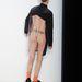 Berlini divathét - Hannes Kettritz - egy modell