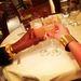 Kim Kardashian és Kanye West: egy aranykarkötő a mamának, egy aranykarkötő a papának