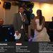 Danielle és Chris Watson esküvője, amit a menyasszony állítólagos betegségére küldött adományokból fedeztek