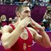 Berki Krisztián aranyérmet nyer a londoni olimpián