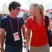 6. Az észak-ír Rory McIlroy és dán barátnője, Caroline Wozniacki éppen érkeznek az olimpiai faluba.