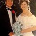 Julie és Jason Webb Flint 1992-ben, amikor megházasodtak