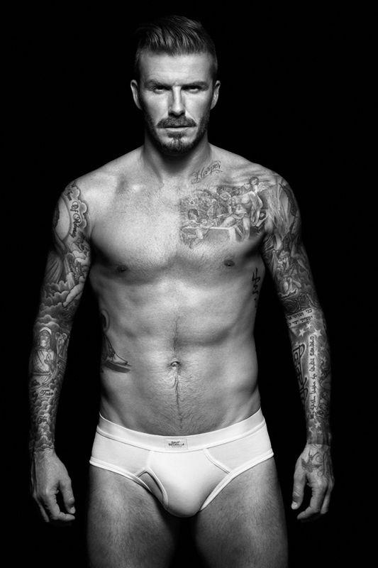 David Beckham Bodywear a H&M-től 2012-2013. ősz-télre