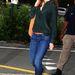Katie Holmes újra találkozik lányával, Suri Cruise-zal a New York-i Chelsea Piers-nél 2012. július 19-én. Suri Tom Cruise-zal töltötte a napot, de ez most mindegy is: