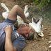 Két és fél évig gyakorlatilag a farkasok életét élte