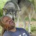 Nem is zuhanyozott, nehogy a szag zavarja a farkasokat