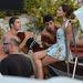 A Dolce & Gabbana 2013. tavasz-nyári kampányának fotózása Taorminában - Bianca Balti fogadja a hódolókat