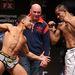 UFC Minneapolisban - balról John Dodson, jobbról Jussier Formiga