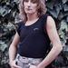 Rod Stewart 1976-ban mintha nem örülne neki, hogy így van kifestve