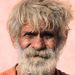 Ez elvileg egy 96 éves férfi portréja