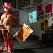 Tim Patch, azaz Pricasso a berlini erotika expón. (2012. október 18.)