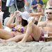 Jessica Paré és Jon Hamm a Mad Men hatodik évadjának forgatásán, Mauin