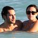 Jayson Blair és Rumer Willis fürdik