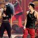 Justin Bieber és Nicki Minaj az American Music Awards gáláján
