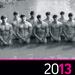 A 2013-as Go Commando naptár borítója