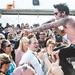 A. Jay Popoff, a Lit együttes frontembere, egy floridai koncerten