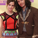 2012. szemptember: MTV Video Music Awards, Emma Watsonnal