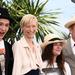 2011. május: a Cannes-i Filmfesztiválon a We Need to Talk About Kevin című film címszereplőjeként. Mellette Tilda Swinton, Lynne Ramsay és John C. Rielly