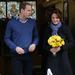 Katalin virágot is kapott a férjétől, Vilmos hercegtől