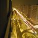 László képe a Leányka utcáról, csütörtök este 6-7 körülről