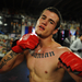 Ő Kevin, 18 éves, Albániában született, de most New Yorkban él. És boxol