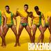 Bikkemberg-reklám nagyon sok izommal és nagyon sok citromsárgával