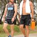 Travis Colyer és Mark Baguley, szintén ausztrálok, de futballoznak