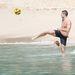 Jamie Redknapp strandfocizik a barbadosi nyaralás alatt